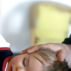 Craniosacraltherapie für Kinder